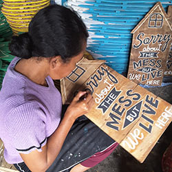 manufacture bali handicrafts buying agent